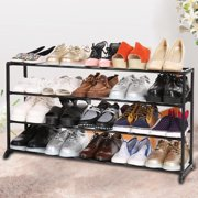 4Tier 20Pair Shoes Rack Shelf Home Shoes Organizer Storage Free Standing
