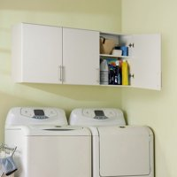 "Prepac Elite 54"" Wall Cabinet, White"