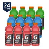Gatorade Fierce Thirst Quencher Variety Pack, 20 oz Bottles, 12 Count