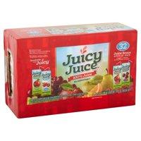Juicy Juice Variety Pack 100% Juice, 6.75 Fl. Oz., 32 Count