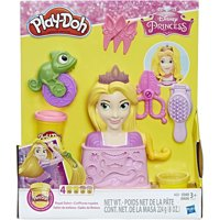 Play-Doh Disney Princess Royal Salon Set with Rapunzel & 4 Cans of Dough