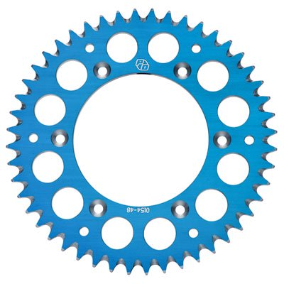 - Primary Drive Rear Aluminum Sprocket 48 Tooth Blue for KTM 250 SX 1994-2018