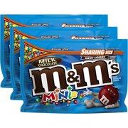 aadd0c7ce85 (3 Pack) M M S Minis Milk Chocolate Candy