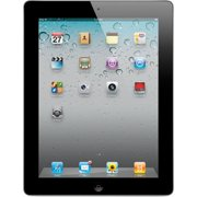"Apple iPad 2 (Refurbished) 64GB 9.7"" Wi-Fi - Black"