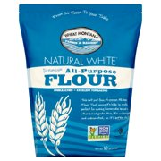 (2 Pack) Wheat Montana Premium All-Purpose Flour, 10 lb