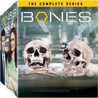 Bones: The Complete Series DVD