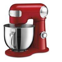 Cuisinart 5.5 Quart Stand Mixer, Red (SM-50R)