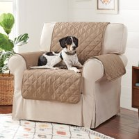 Better Homes and Garden Non-Skid Waterproof Quilted Pet Recliner Cover