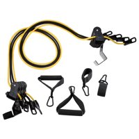 Gold's Gym Total-Body Resistance Band Training Home Gym & Workout DVD