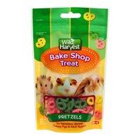 (2 Pack) Wild Harvest Bake Shop Pretzel Treats for Small Animals, 2 oz