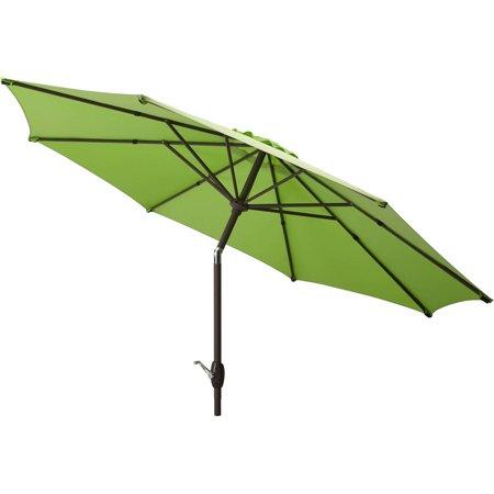 Mainstays 9' Outdoor Market Umbrella- Green