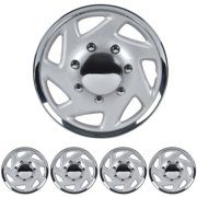 BDK Ford E-Series Style Hubcaps Wheel Cover, 16