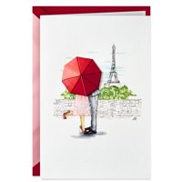 Hallmark Signature Valentine's Day Card for Significant Other (Paris)