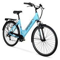 Hyper E-Ride Electric Bike 700C Wheels, 36 Volt Battery, 20+ Mile Range