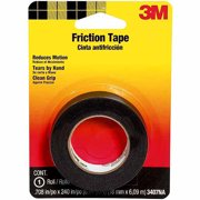 3M Friction Tape, 0.75 in x 240 in, 1 roll