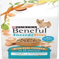 Purina Beneful IncrediBites With Real Chicken Adult Dry Dog Food - 3.5 lb. Bag
