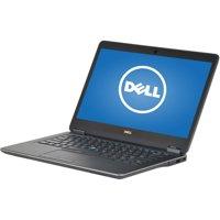 """Refurbished Dell Latitude E7440 14"""" Laptop, Windows 10 Pro, Intel Core i5-4200U Processor, 8GB RAM, 128GB Solid State Drive"""