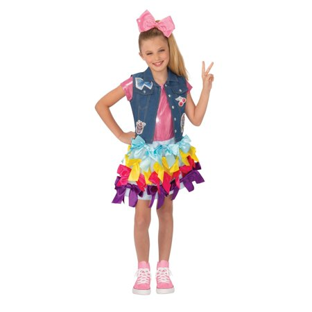 Halloween JoJo Siwa Bow Dress - Halloween Cheer Bows