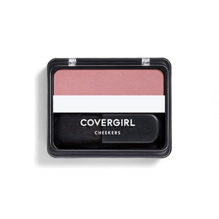 COVERGIRL Cheekers Blendable Powder Blush, 154 Deep