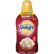 International Delight Coldstone Sweet Cream Coffee Creamer, Half Gallon
