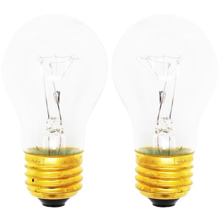 2-Pack Replacement Light Bulb for Amana TC18N - Compatible Amana 8009 Light (Fir Bulb)