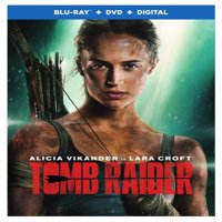 Tomb Raider (2018) (Blu-ray + DVD + Digital)