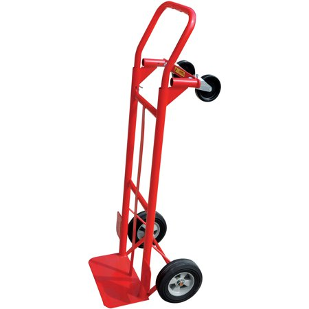Milwaukee 600 lb. Capacity 2-in-1 Convertible Hand