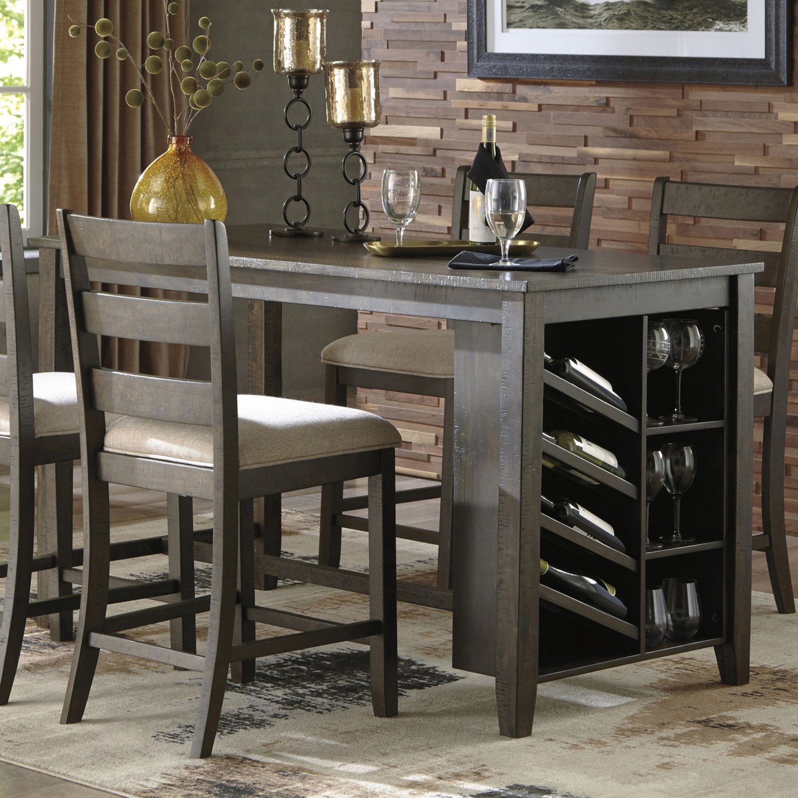 Superbe Kitchen Dining Counter High Tables