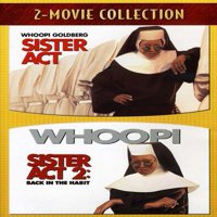 Sister Act / Sister Act 2: Back in the Habit (2-Movie Collection) (DVD)