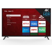 "TCL 65"" Class 4K (2160P) HDR Roku Smart LED TV (65S4)"