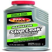 Bar's Leaks 1196 Grey Radiator Stop Leak - 11 oz