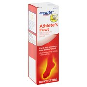 Equate Athlete's Foot Antifungal Cream, 1 oz