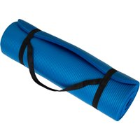 Wakeman Fitness Extra-Thick Yoga Exercise Mat, Available in Various Colors