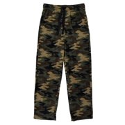 85e62f1c0e Mens Woodland Camouflage Brushed Fleece Sleep Lounge Pants Pajama Bottoms  S. Product Variants Selector