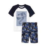 1aaf32fc07c8 Dinosaur Pajamas
