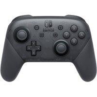 Nintendo Switch Pro Controller, Black, HACAFSSKA, 00045496590161