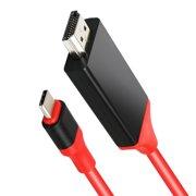 54c36073edc USB C to HDMI Adapter (4K@30Hz), USB Type-C to