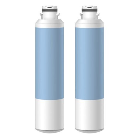 Refrigerator Filter Replacement Cartridge - Replacement Water Filter Cartridge for Samsung Refrigerator Models RF4289HARS/XAA / RFG298HDWP (2 Pack)