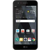 LG phoenix 3 Gophone AT&T Prepaid Mobile Phone w/ 16 GB Internal Memory
