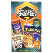 Pokemon Mystery Power Box 5 Trading Cards