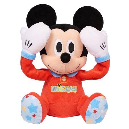 Boo Disney (Disney Baby Peek-A-Boo Plush - Mickey)