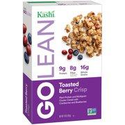 Kashi Go Lean Crisp Breakfast Cereal, Toasted Berry, 14 Oz