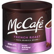 McCafe© French Roast Ground Coffee, 29 oz Canister