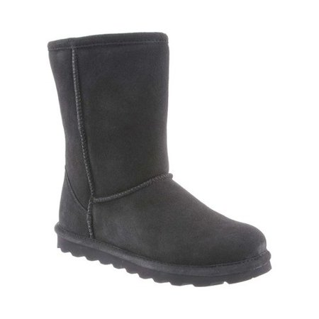 Women's Bearpaw Elle Short Wide Boot - Size 12 Wide Boots