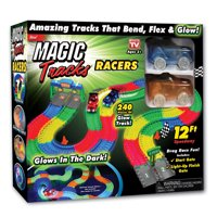 Magic Tracks Racers with 12ft Racetrack and 2 Racers As Seen on TV