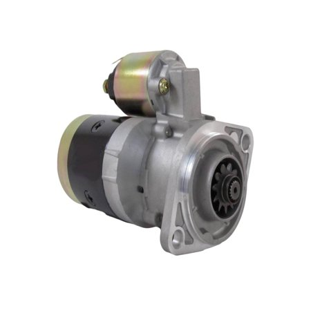NEW STARTER MOTOR FITS 90-95 CLARK FORK LIFTS GPX20 GPX25E GPX30 REPLACES 918306