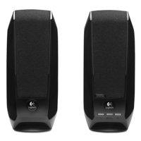 Logitech S150 2.0 USB Digital Speakers, Black