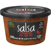 Fresh Cravings Medium Restaurant Style Crave Salsa, 16 oz