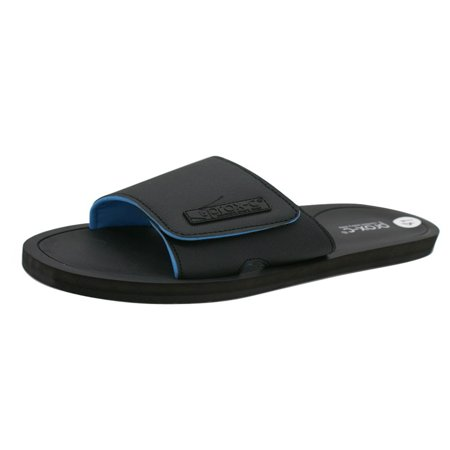 Townforst Casual Soft Sandal Open Toe Flip flops Flat Beach Slippers For Men