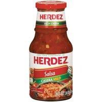 (2 Pack) Herdez Casera Mild Salsa 24 oz. Jar